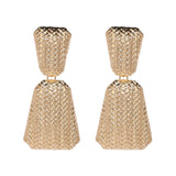 Structured Earrings - Earrings