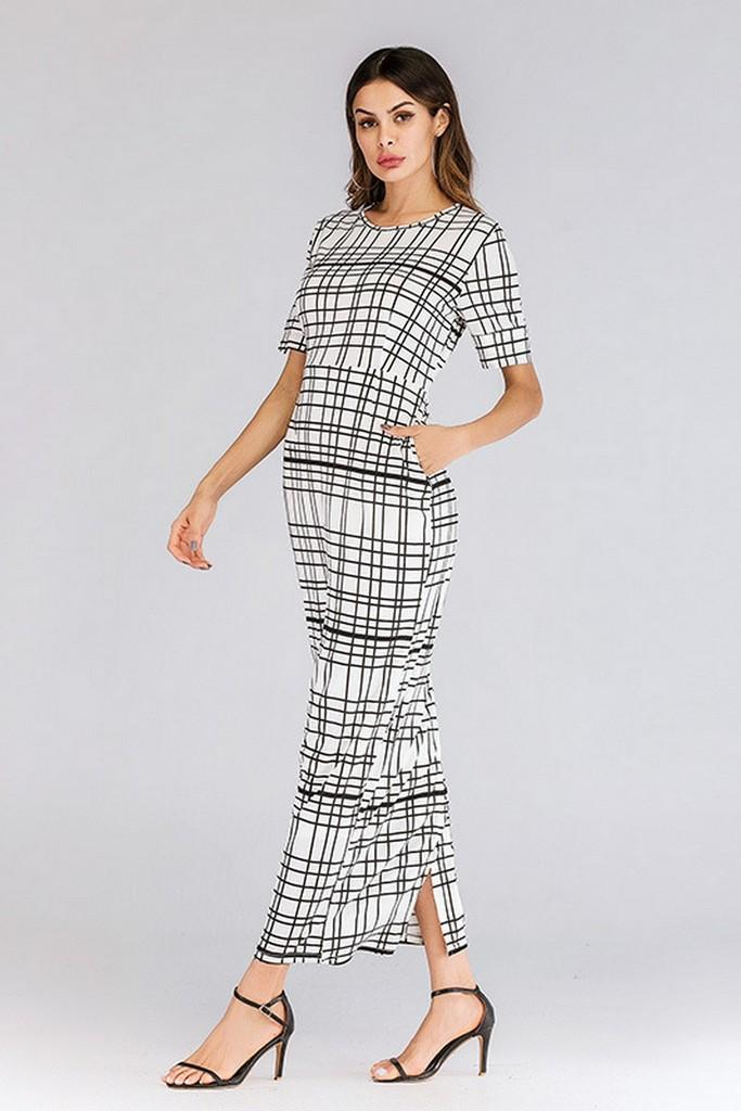Day Printed Dress - Dresses