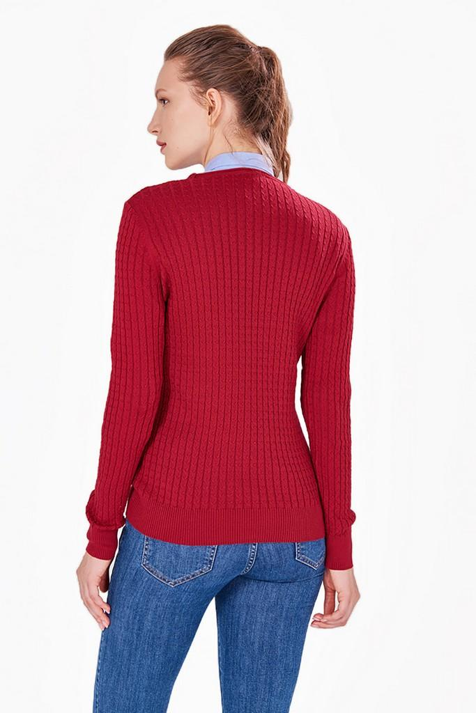 Sweater with Cuffs