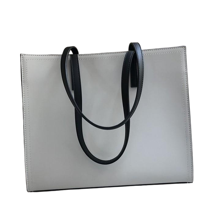 Light Gray Hand Bag - Bags