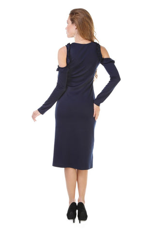 Day Navy Dress