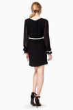 Black Day Mini Dress - Dresses