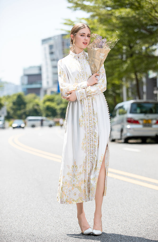 White Day Dress - Dresses