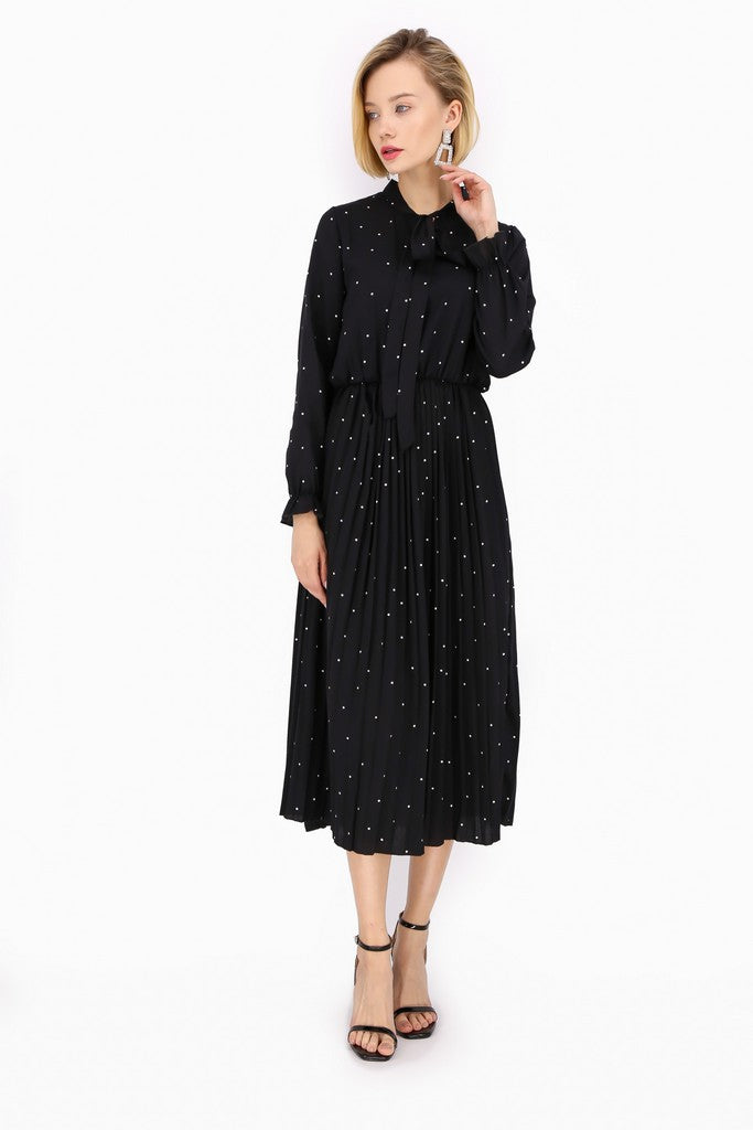 Black Day Dress - Dresses