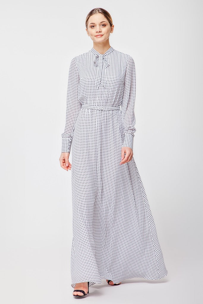 Milky Day Dress in Cell - Dresses