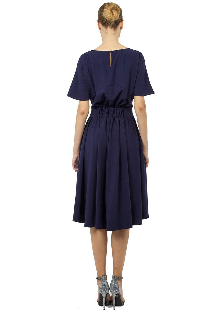 Day A-line Summer Blue Dress - Dresses