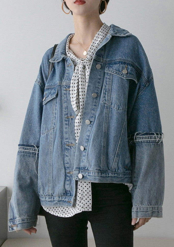 Denim Jacket - Jackets