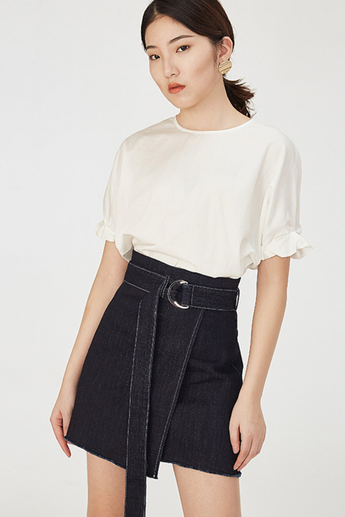 White Day Blouse - Blouses