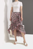 Day Ruffled Skirt - Skirt