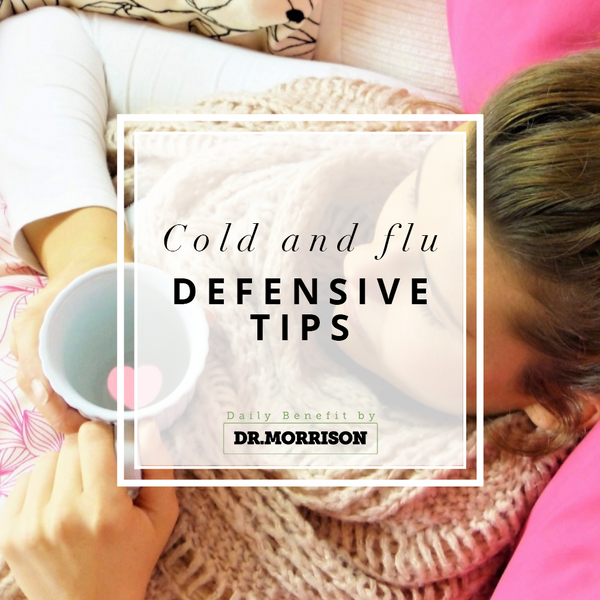 Immune Health for Cold and Flu Season