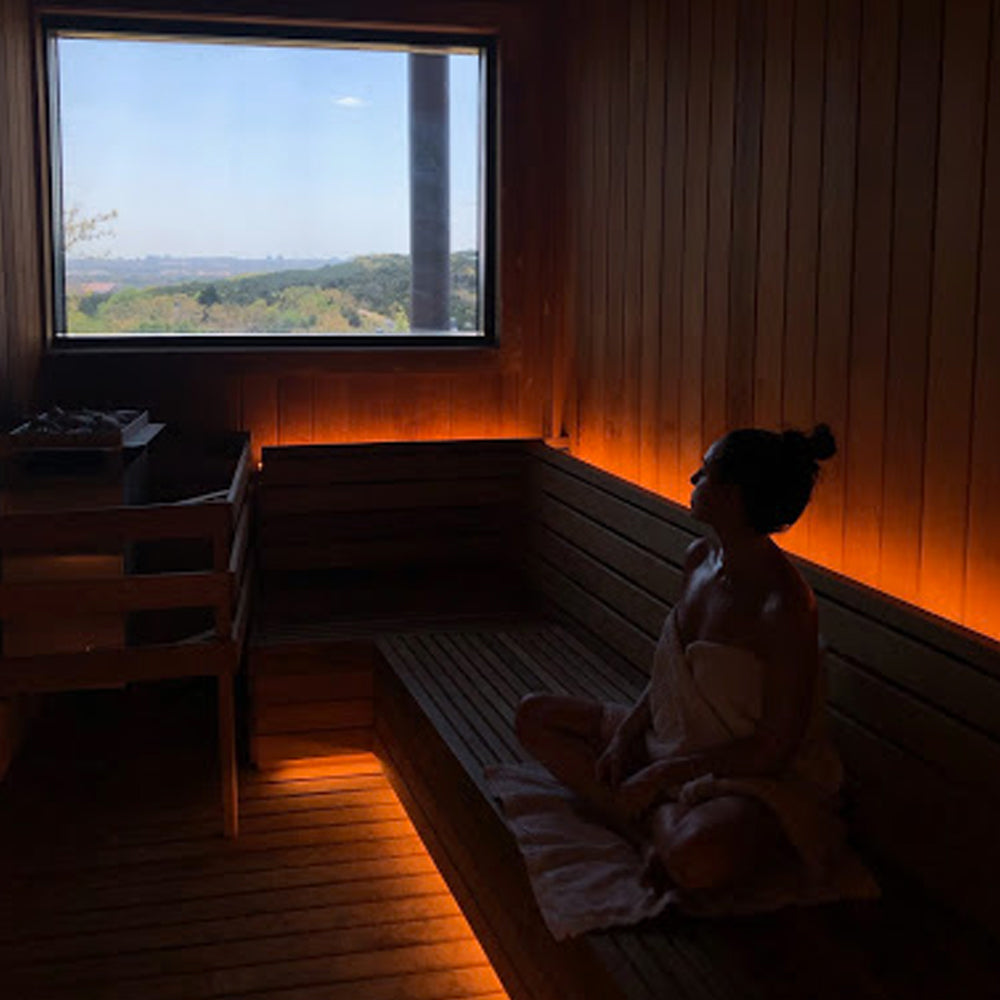 7 Benefits of Sauna Therapy