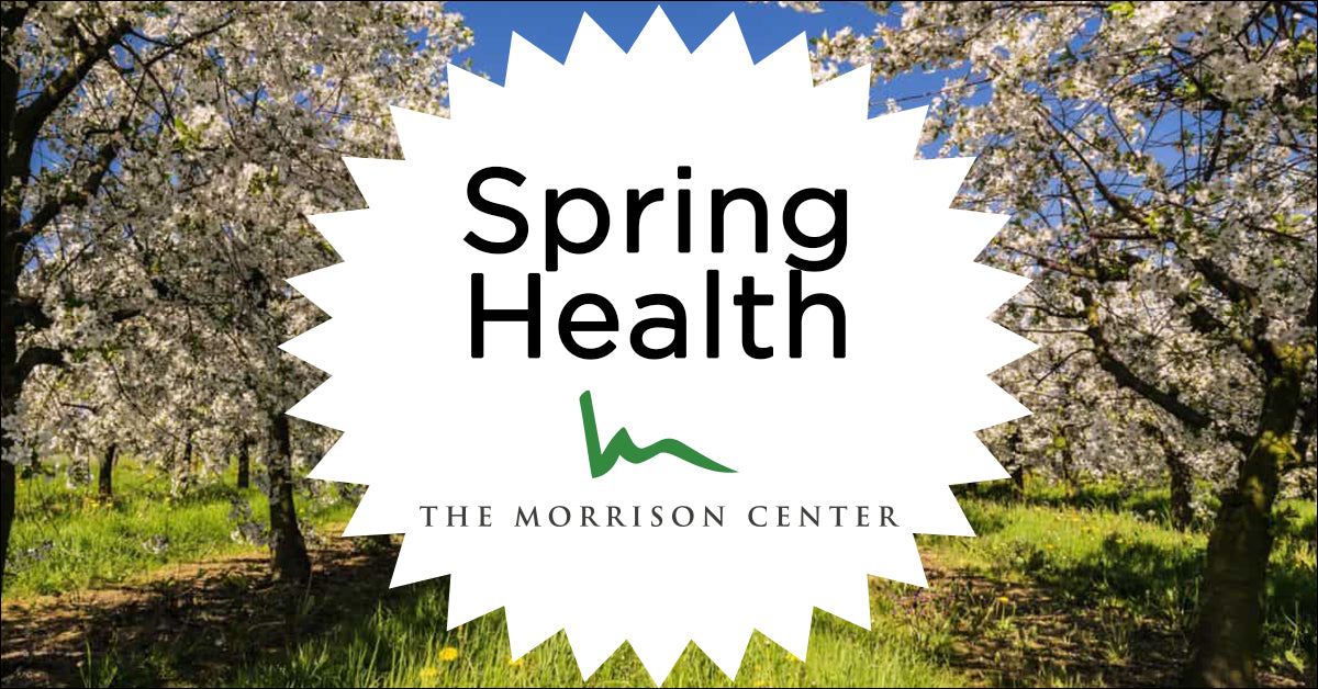 Natural Ways to Improve Your Health This Spring