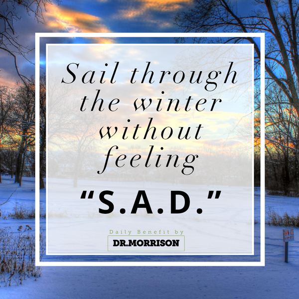 "Sail Through the Winter Without Feeling ""SAD"""