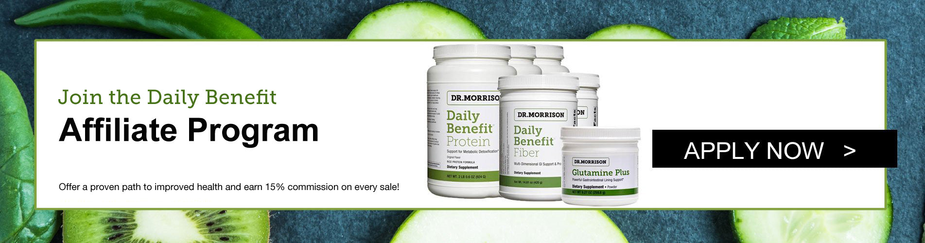 The Daily Nutritionals Affiliate Program