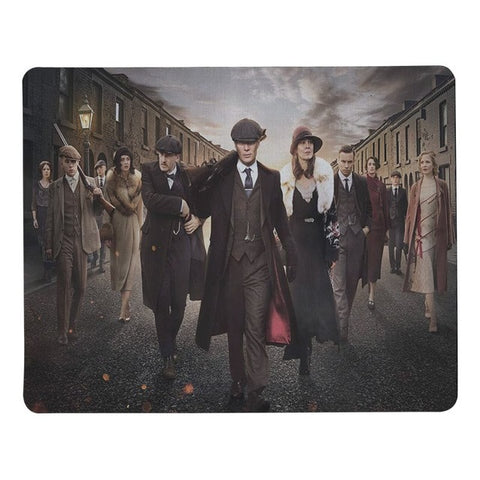 MaiYaCa  Peaky Blinders Breaking Bad Hard gamer play mats Mousepad Size for 25x29CM Speed Version Gaming Mousepads - one46.com.au