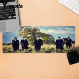 Yinuoda New Arrivals Peaky Blinders Natural Rubber Gaming mousepad Desk Mat Size for 250*290 300*900  400*900mm - one46.com.au