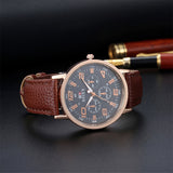 SOXY Brand Watch Fashion Cool Sport Watches Men Leather Quartz Watch Hombre Luxury Gold Wrist Watch Hour Clock relogio masculino - one46.com.au