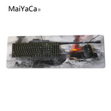 MaiYaCa World of Tanks Padmouse 700x300mm wot pad to Mouse Notbook Computer Mousepad Popular Gaming Mouse Pad Gamer to Laptop - one46.com.au