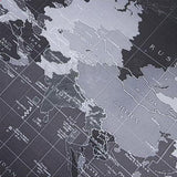 2018 New Fashion Old World Map Mouse Pad, 80*30cm Large Mouse Pad for Notbook Computer Mousepad Gaming Mouse Mats for Mouse Game - one46.com.au