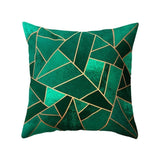 Nordic Style Geometric Cushion Cover Polyester  Pillow Case Black And White Home Decorative Pillows Cover For Sofa Car - one46.com.au
