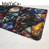MaiYaCa DoTA 2 Mouse Pad Ultimate Gaming Mousepad Natural Rubber Gamer Mouse Mat Pad Game Computer Desk Pad Mouse Play Mat - one46.com.au