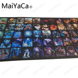MaiYaCa 2018 New Simple Design Speed DOTA 2 Game MousePads Computer Gaming Mouse Pad Gamer Play Mats Version Mousepad - one46.com.au