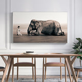 Buddha Modern Canvas Painting Nordic Posters And Prints Zen Home Decoration Elephant religion Art Wall Picture For Living Room - one46.com.au