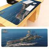 MaiYaCa  World of Warship Beautiful Anime Mouse Mat Size for 30x90x0.2cm Gaming Mousepads - one46.com.au