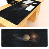 MaiYaCa  The nine planets of the solar system Beautiful Anime Mouse Mat Size for 30x90x0.2cm Gaming Mousepads - one46.com.au