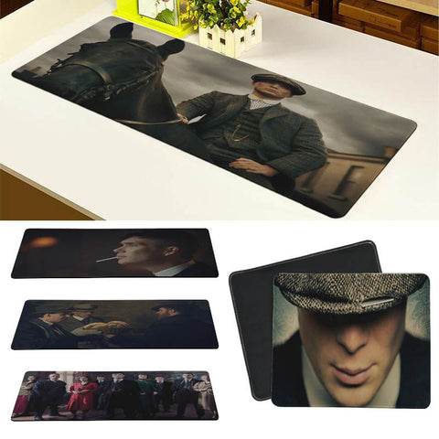 MaiYaCa Beautiful Anime Peaky Blinders Comfort Mouse Mat Gaming Mousepad Size for 18*22 20*25 25*29 30*60  and 30*90cm - one46.com.au