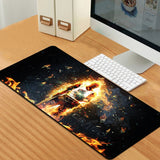 Sovawin 80x30cm Locking Edge Gaming Mouse Pad Gamer XL Large CS GO Game Rubber Mousepad Mat CSGO Keyboard Pad For Counter Strike - one46.com.au