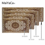 Maiyaca Mouse Pad Large Gaming Mouse Pad Locking Edge Mouse Mat Speed Version for Dota CS GO Mousepad 5 Sizes for Persian Carpet - one46.com.au