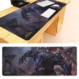 MaiYaCa High Quality Graves Cigar Keyboard Gaming MousePads Size for 300x700x2mm and 300x900x2mm Mousepad - one46.com.au