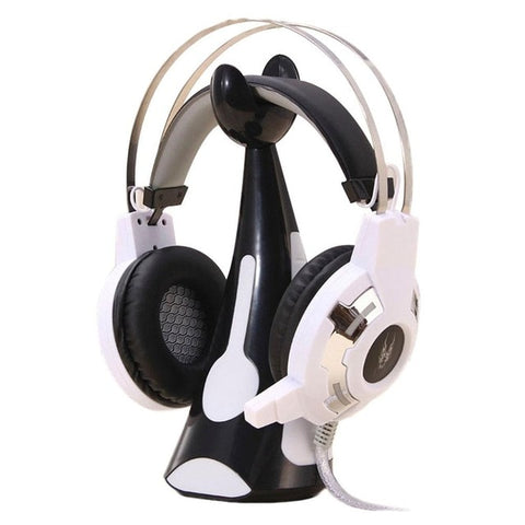 Headset Stereo Headset Earphone Bracket Fashionable Look Earphone Stand Holder Display for Headphones bracket - one46.com.au