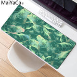 MaiYaCa Tropical Maple Forest Mouse pad High-end pad to Mouse Notbook Computer Mousepad Gaming Padmouse Gamer to Laptop Keyboard - one46.com.au
