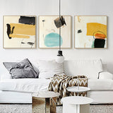 Fashion Abstract Wall Art Canvas Paintings Posters and Prints POP Pictures Oil Paintings on Canvas for Living Room Home Decor - one46.com.au