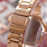 Watches Women Fashion Luxury Brand Wristwatches Relogio Feminino  Ladies Gold Steel Quartz Watch Geneva Casual Crystal Rhineston - one46.com.au