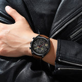 Relogio Masculino Waterproof Quartz Watch Men Luxury Creative Military Analog Male Quartz Clock Men's Sport Wristwatch - one46.com.au