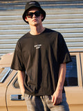 Pioneer camp Pure 100% Cotton Men Tshirt Short Sleeve Printed Casual O-neck Loose Summer T shirt For Men Tops Tees ADT901093 - one46.com.au