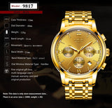 2019 LIGE Mens Watches Top Luxury Brand All Steel Quartz Watch Men Casual Fashion Watch Waterproof Sport Clock Relogio Masculino - one46.com.au