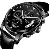 NIBOSI Watch Men Top Brand Men Military Sport Watches Mens Analog Watch Male Army Stainless Quartz Clock Relogio Masculino Saat - one46.com.au