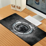 Sovawin Mouse Pad Gamer Large XL Msi Dragon Logo Gaming Mousepad Rubber Pad for Laptop Computer Keyboard Mat Anti-slip 800*300cm - one46.com.au