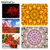 MaiYaCa  Red mandala Office Mice Gamer Soft Mouse Pad Size for 18x22x0.2cm Gaming Mousepads - one46.com.au