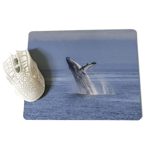 MaiYaCa Beautiful Anime Humpback Whales Large Mouse pad PC Computer mat Size for 18x22cm 25x29cm Small Mousepad - one46.com.au