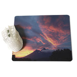 MaiYaCa Custom Skin Charming Istanbul Unique Desktop Pad Game Mousepad Size for 180x220x2mm and 250x290x2mm Rubber Mousemats - one46.com.au