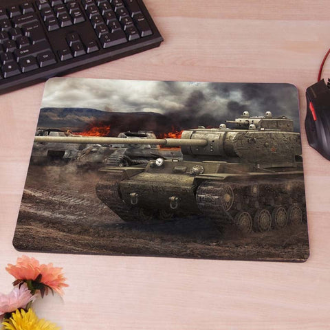 MaiYaCa World Of Tanks Kb Games Military Wallpaper Slim Mouse Pad Pads Speed Up Mice Pad Mat Mousepad - one46.com.au
