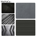 MaiYaCa  Steel Texture Laptop Computer Mousepad Size for 18x22x0.2cm Gaming Mousepads - one46.com.au