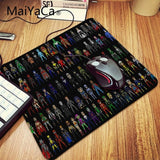 MaiYaCa  The Avengers Customized laptop Gaming mouse pad BIG SIZE Rubber Game Mouse Pad for Game Playing Lover - one46.com.au