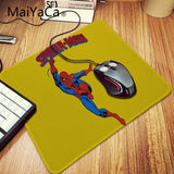 MaiYaCa  The Marvel Comic Customized laptop Gaming mouse pad BIG SIZE Rubber Game Mouse Pad for Dota2 Game Player - one46.com.au