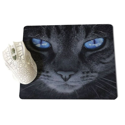 MaiYaCa Boy Gift Pad  Eyes on You DIY Design Pattern Game mousepad Size for 180x220x2mm and 250x290x2mm Rubber Mousemats - one46.com.au